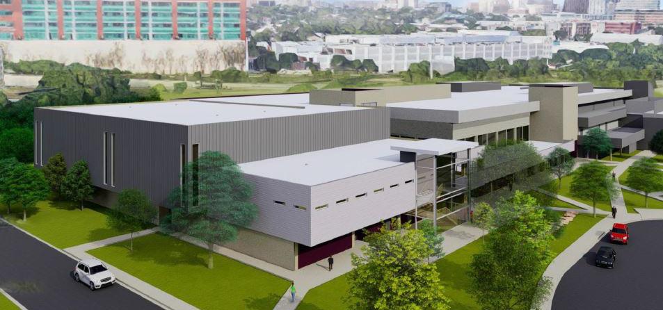 Cadence McShane Announces Austin High Renovation